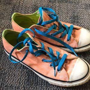 Big kid converse shoes